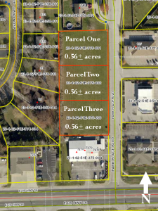 3 COMMERCIAL LOTS ZONED GENERAL COMMERCIAL @ Avon | Indiana | United States