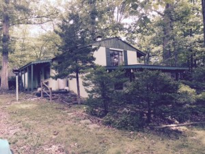 ABSOLUTE AUCTION - LAKEFRONT HOUSE WITH DOCK @ Nineveh | Indiana | United States