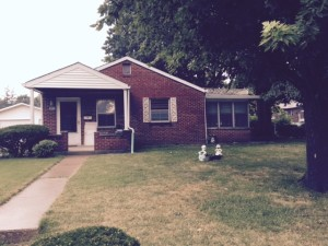 ABSOLUTE AUCTION - 2 BEDROOM HOME - FULL BASEMENT - DETACHED GARAGE @ Indianapolis | Indiana | United States