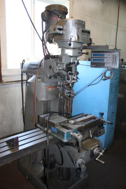 machine shop equipment auctions