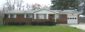 3 BEDROOM, 1 1/2 BATH RANCH ON 0.82 ACRE LOT @ Danville | Indiana | United States