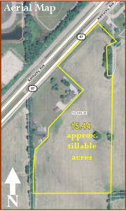 15.52 ACRES - DEVELOPMENT LAND - EXCELLENT LOCATION @ LAWSON & CO. Auction Gallery | Danville | Indiana | United States