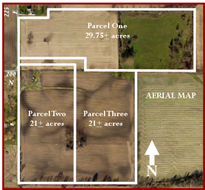 71.75 TOTAL ACRES - 67.81± TILLABLE ACRES @ LAWSON & CO. Auction Gallery | Danville | Indiana | United States