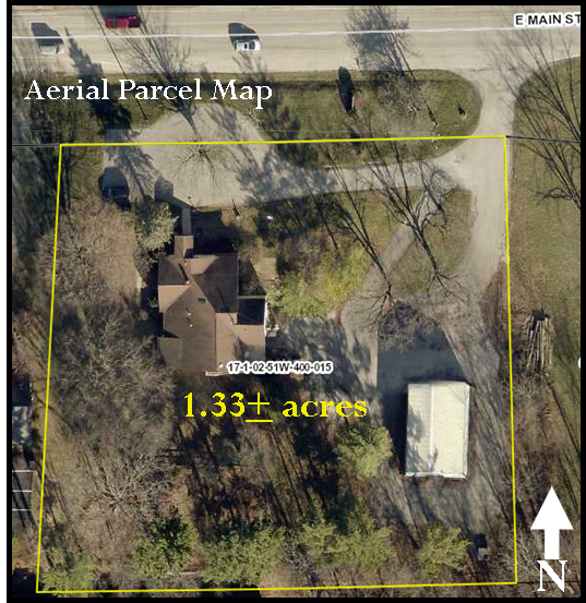 FORMER ANIMAL CLINIC ON 1.33 ACRES ZONED GENERAL BUSINESS