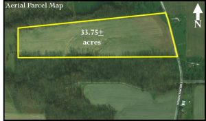 33.75 ACRES - TILLABLE - BUILDING SITES @ LAWSON & CO.  Auction Gallery | Danville | Indiana | United States