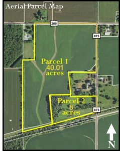 48 ACRES - TILLABLE - WOODS - PASTURE - BUILDING SITES @ LAWSON & CO.  Auction Gallery | Danville | Indiana | United States