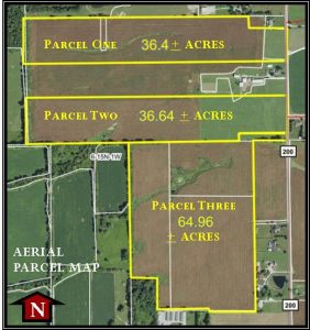 138 ACRES OF PRODUCTIVE FARMLAND! @ LAWSON & CO. Auction Gallery | Danville | Indiana | United States