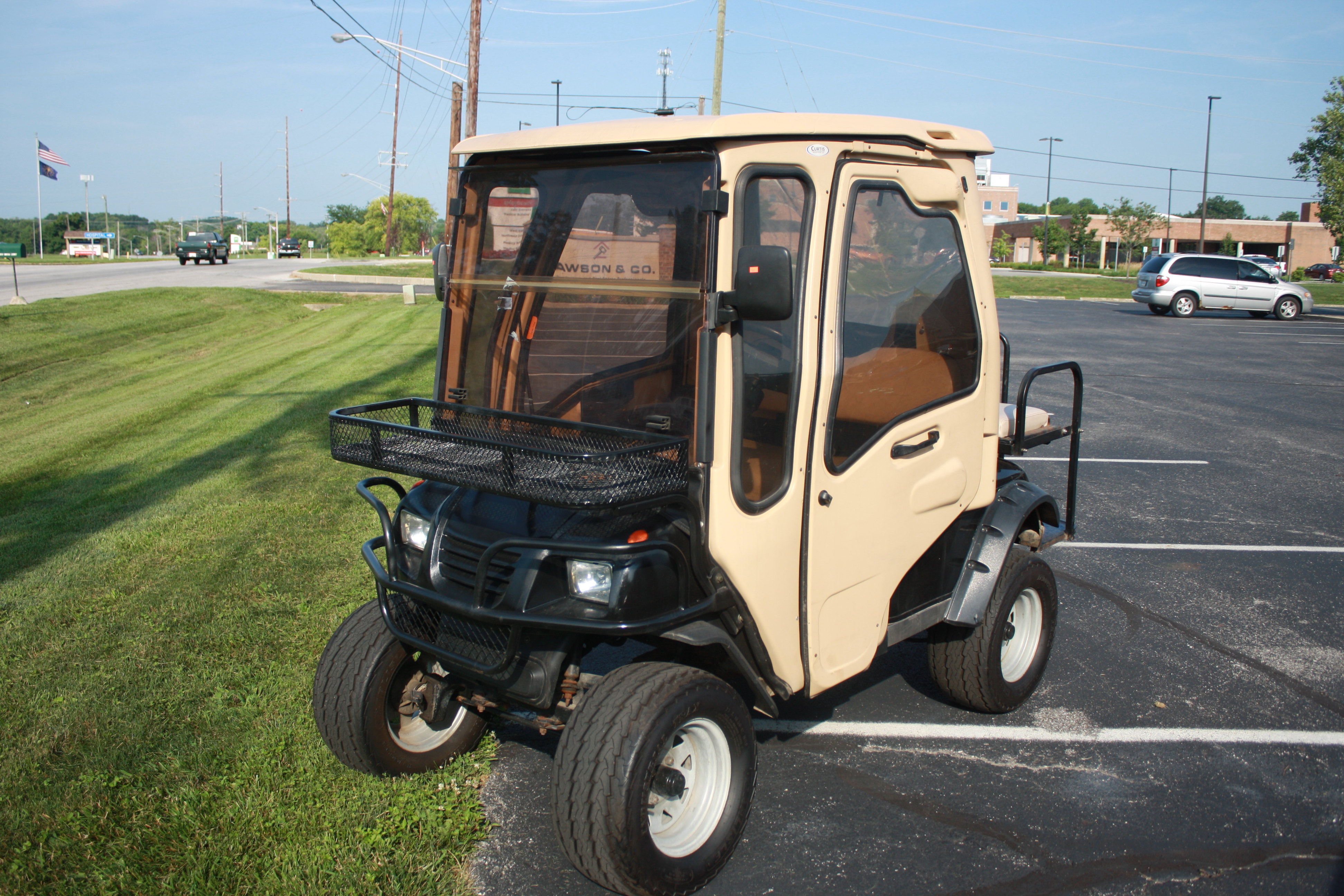 ROLLING R GOLF CARS GOLF CART – FURNITURE & MUCH MORE!