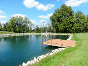 39.5 ACRES IN DANVILLE! TILLABLE - WOODS - POND - RANCH HOME @ Lawson Auction Gallery | Danville | Indiana | United States