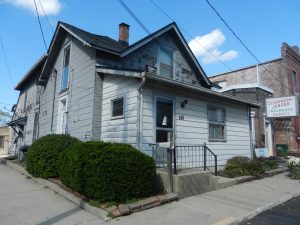 OFFICE WITH UPPER LEVEL APARTMENT - GREAT INCOME POTENTIAL! @ Danville | Indiana | United States