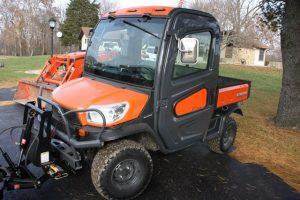 KUBOTA RTV & TRACTOR - YAMAHA GOLF CART - BOSS SNOW PLOW @ Danville | Indiana | United States