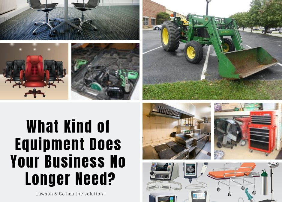 Your Business Benefits with Commercial Equipment Auctions