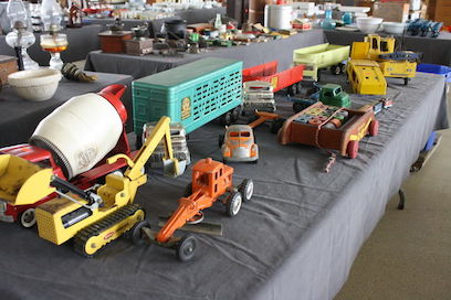 Whatever you collect from toys to guns or coins, when it comes time to sell a collection, seriously consider an auction!