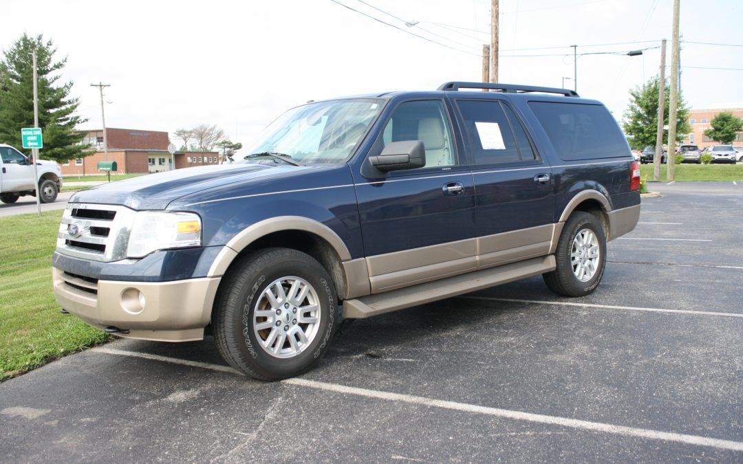 2014 FORD EXPEDITION XLT EL – LINCOLN TOWN CAR – PONTOON BOAT – JOHN DEERE MOWERS – WOODWORKING TOOLS