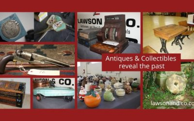 Learning About the Past Through Antiques and Collectibles