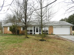 3 BEDROOM BRICK RANCH WITH 2 CAR ATTACHED GARAGE! ONLINE BIDDING! @ Avon | Indiana | United States