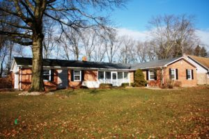 3 BEDROOM RANCH HOME ON 0.7 ACRE LOT IN BROWNSBURG! ONLINE BIDDING! @ Brownsburg | Indiana | United States