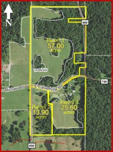 96+ ACRES - HOUSE - WOODS - PASTURE - CREEK - POND @ Solsberry | Indiana | United States