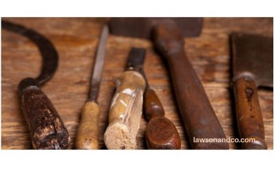 Have You Considered Collecting Antique Tools?