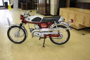 1968 SUZUKI MAVERICK MINI BIKE - 1963 CUSHMAN TRAILSTER - MUCH MORE!! @ Lawson & Co. Auction Gallery | Danville | Indiana | United States