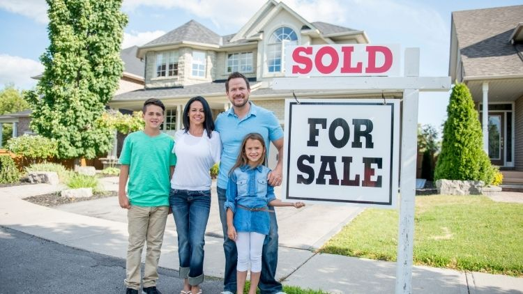 Don't be afraid to buy property in a seller's market.
