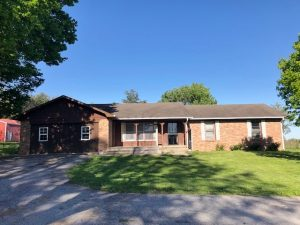RANCH HOME - 12.18 ACRES - WOODS - PASTURE - OUTBUILDINGS @ Clayton | Indiana | United States