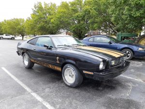 1978 FORD MUSTANG COBRA II - 2003 FORD MUSTANG - JOHN DEERE A TRACTOR & MUCH MORE! @ Lawson & Co. Auction Gallery | Danville | Indiana | United States