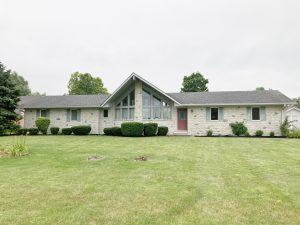 RANCH HOME - 0.54 ACRE LOT - ATTACHED & DETACHED GARAGES @ Indianapolis | Indiana | United States