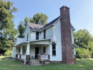 43.4 ACRES - WOODS - PASTURE - CREEK - TRAILS - 3+ BEDROOM HOME @ North Salem | Indiana | United States