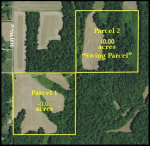 80 ACRES - TILLABLE - CLASSIFIED FOREST - HUNTING LAND @ Putnam County Airport Hotel | Greencastle | Indiana | United States